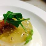 枝豆のムース