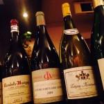 美味しいワイン達  7月のある日のグラスワイン